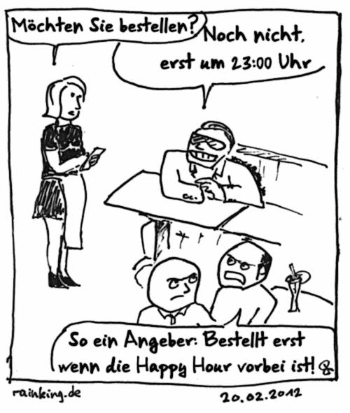 comic angeber happy hour happy-hour