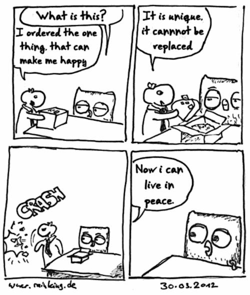comic boo hoo boo happy thing happiness
