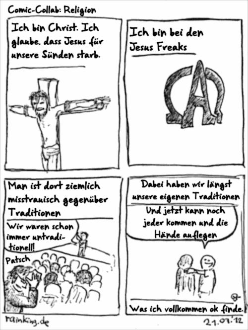 religion jesus freaks