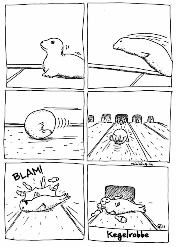 Kegelrobbe